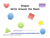 Shapes Write Around the Room