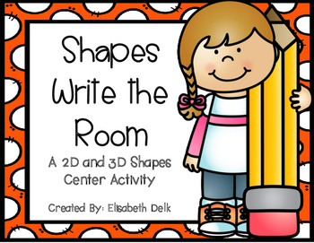 Shapes Write the Room