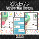 Shapes Write the Room August