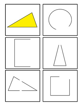 ~ Shapes and Attributes ~ Common Core