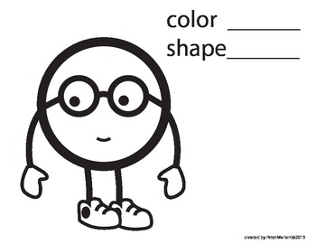 Shapes and Basic Color Fun