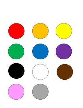 Shapes and Colors Assessment