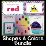 Shapes and Colors Bundle