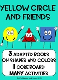 Shapes and Colors Interactive Books/ Activities, SPECIAL E
