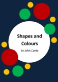 Shapes and Colours by John Canty - Sorting Activity