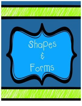 Shapes and Forms