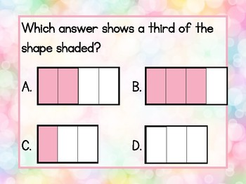 Shapes and Fractions for 2nd Grade - GO Math