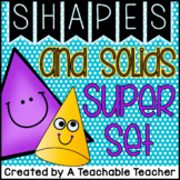 Shapes and Solids