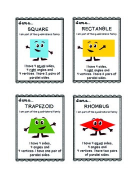 Shapes and Their Attributes