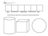 Shapes and Value Worksheet