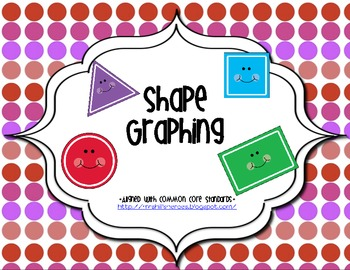 Shapes around the Room Graphing FREEBIE