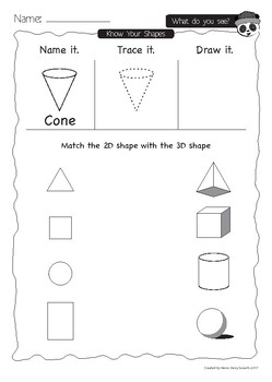 Shapes around us and how to draw them