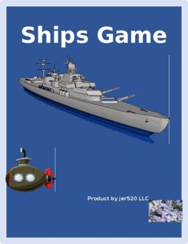 Colors and Shapes in English Battleship game