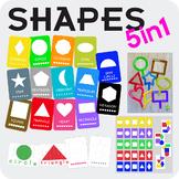 Shapes Bundle 4 in 1