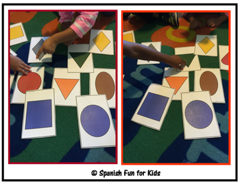 Shapes for Activities and Games