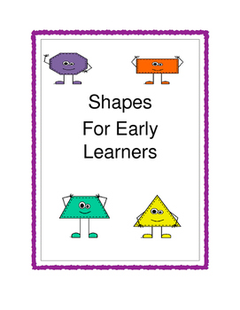 Shapes for Early Learners