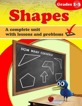 Shapes, grades 1-3