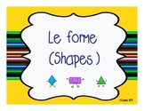 Shapes in Italian-PP