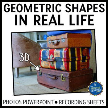 Shapes in Real Life PPT