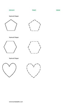 Shapes in the Real World