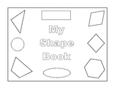 Shapes Sides and Angles-Book 1