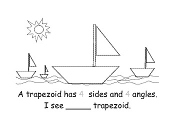 Shapes, Sides & Angles-Book 2
