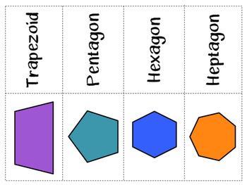 Shapes sort