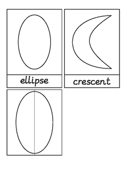 Shapes & symmetry
