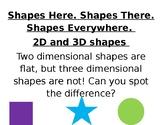 Shapes teacher Big Book