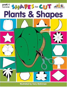 Shapes to Cut: Plants & Shapes