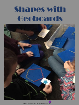 Shapes with Geoboards