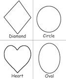 Shapes with Name Spelling