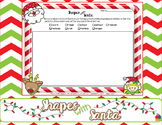 Shapes with Santa FREE (3rd - 5th)