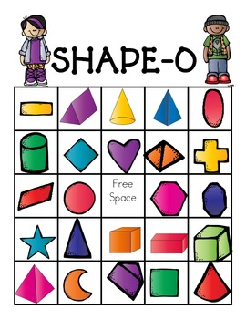 """""""Shapin"""" It Up with Math!-A Geometry Resource"""