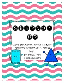 Shapin' Up Pack
