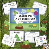 Shaping Up: A 2D Shapes Unit