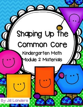 Shaping Up the Common Core- Module 2