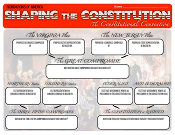 Shaping the Constitution