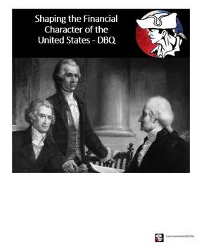 American History / Government - DBQ - Early Economic Polic