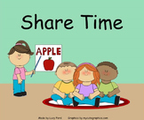 Share Time Questions