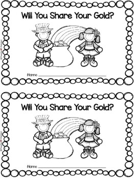Share Your Gold - St. Patrick's Day Even and Odd within 12