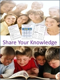 Share Your Knowledge