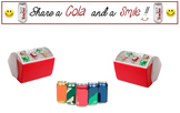 Share a Cola Banner of Thanks