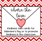 Share the Love 52 Kindness Task Cards