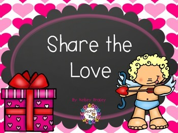 Share the Love - Valentine Division Game