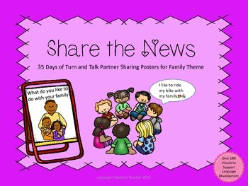 Share the News - Family Theme (Tools of the Mind)