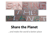Share the Planet PYP Introduction PowerPoint