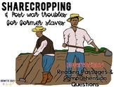 Sharecropping Reading Passages for SS Integration