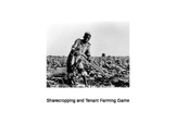 Sharecropping and Tenant Farming Simulation Game