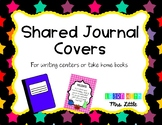 Shared Journal Covers for Writing Center